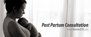 Post Partum Consultation | Tracey Martin, MA, OTR/L